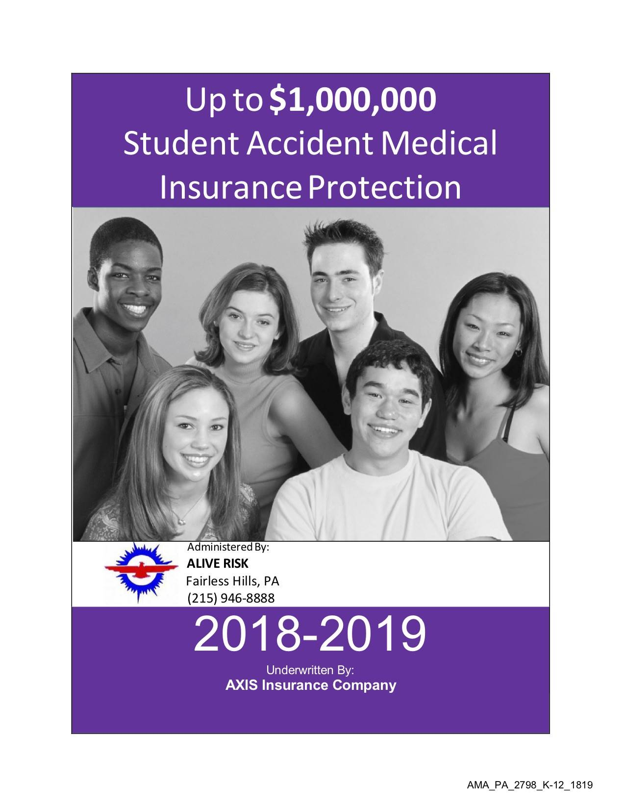 Student Accident Insurance Ad