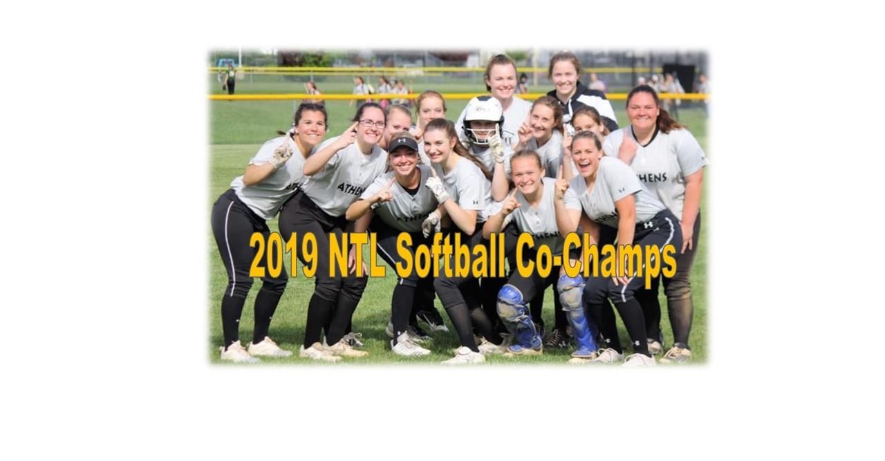 NTL Softball Co-Champions