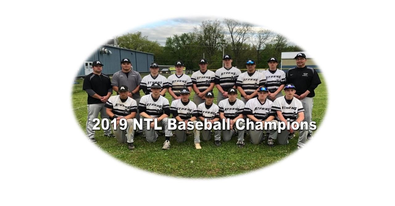 NTL Baseball Champions