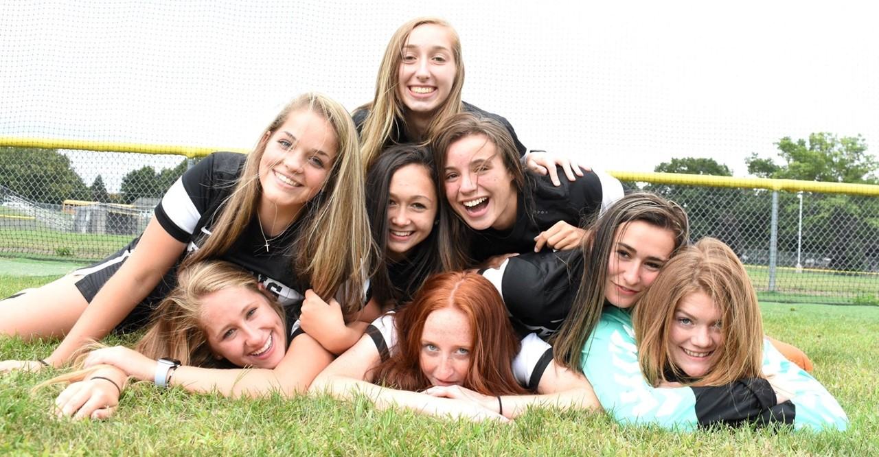 Senior Soccer Girls