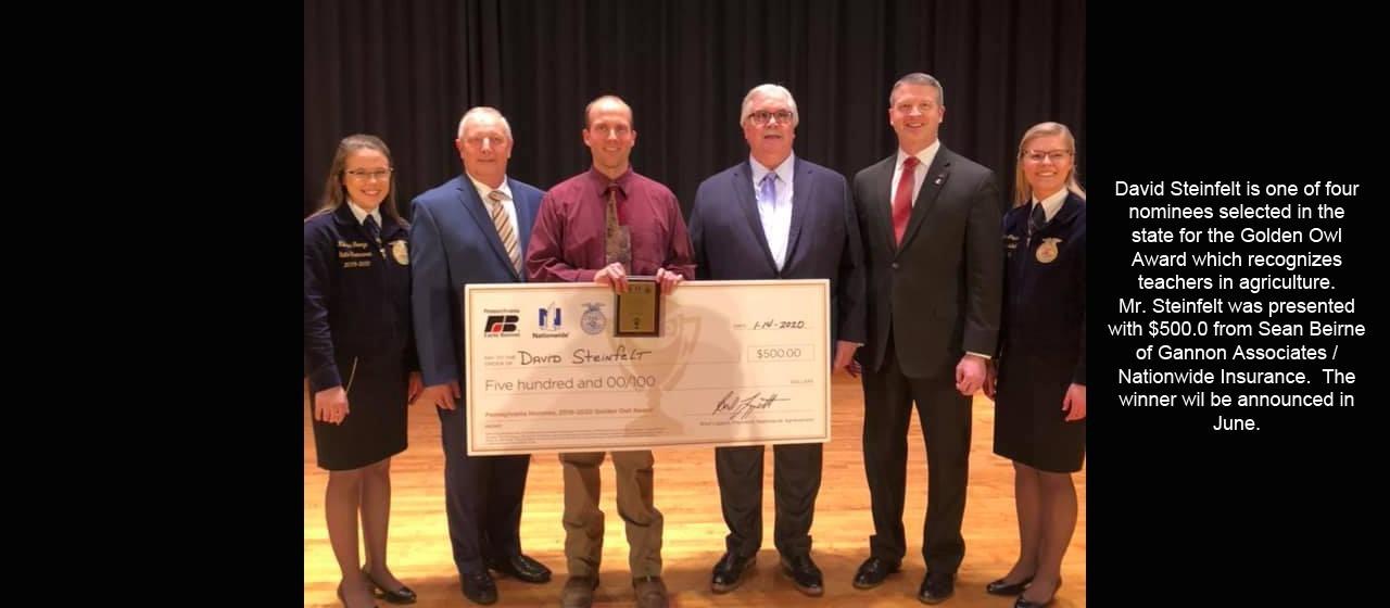 Dave Steinfelt Award