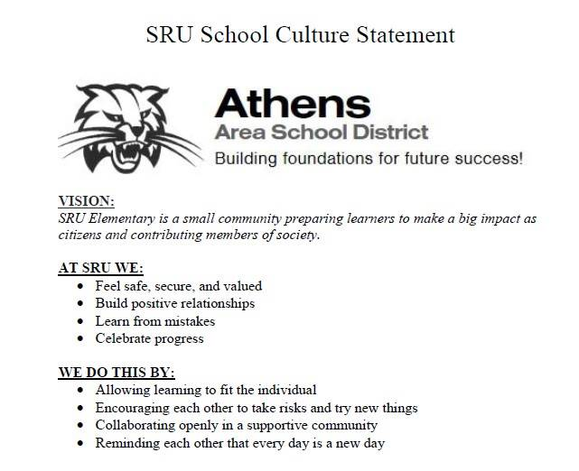 School Culture Statement